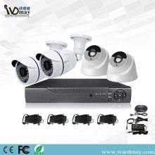 Sistem Kit DVR Alarm Keamanan 4CH 2.0MP