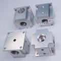 Pièces usinées par commande numérique par ordinateur pour le bloc en aluminium