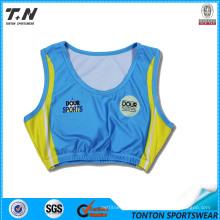 Sports Singlets Custom Dri Fit Womens Yoga Clothing Yoga Crop Tops