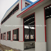 Pre Engineering Cheap Price Steel Structure Warehouse (LWY-SS175)