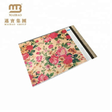 Custom Private Label Printed Wholesale Self-Adhesive Plastic Mailing Envelope Tamper Proof Packaging