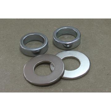 Strong Neodymium Iron Boron Ring Shape Magnets