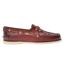 China Supplier Mens Boat Casual Leather Shoes