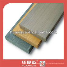 Decking composto WPC resistente à fissura para exterior / interior
