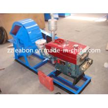 9fh Máquina trituradora de madera aserrada