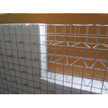 200 dan 200mm 3D Welded Wire Mesh Panel Pabrik
