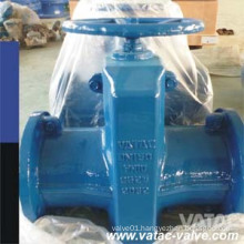 "Manual Operated Cast Iron/Ductile Iron 2""/4""/6""/8""/10""/12"" Pinch Valve Supplier"