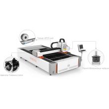 Máquina láser de fibra CNC china