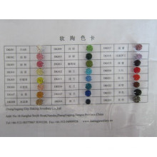 Polymer Clay Color Chart Daking bijoux