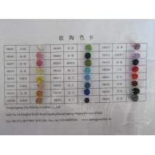 Диаграмма цвета полимерной глины
