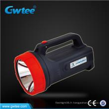 Le projecteur sans fil rechargeable à haute puissance de la meilleure qualité