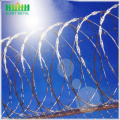 Hot+sale+security+fencing+galvanized+razor+barbed+wire
