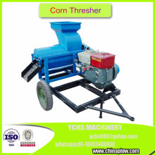 Diesel Driven Corn Sheller Machine /Maize Sheller /Corn Huller and Thresher