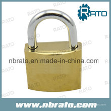 High Quality Brass Mirror Polished Padlock