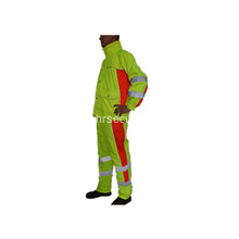 Traffic safety reflective suits