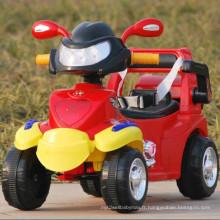 Motocyclette électrique Romote Control Baby / Kids à quatre roues