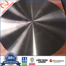 Disco di titanio lucidato superficie Dia350 × 30mm