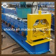 Máquina formadora de boné de telhado de aço colorido (AF-R312)