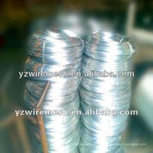 low carbon electrical galvanized iron wire