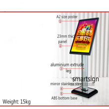 Acrylics Freestanding Poster Holder A2
