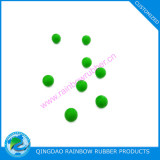 Custom solid silicone rubber ball