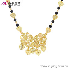 42756 Fashion Gold-Plated Delicate Women Jewelry Necklace in Copper Alloy Without No Stone