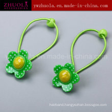 Kids Hair Ornaments with Plastic Flower