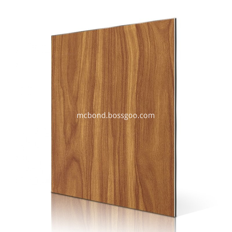 Cheap Price Aluminum Composite Panel Facade Panel 1