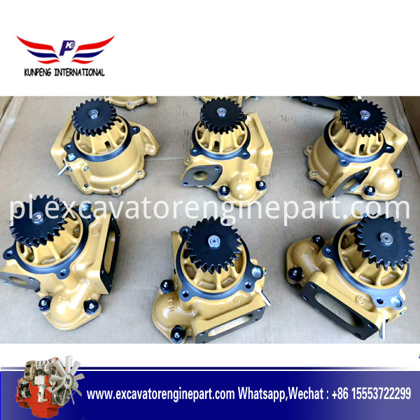 PC1250-8 water pump assy 6240-61-1105