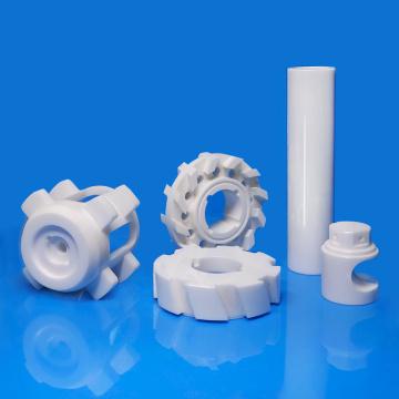 Peças cerâmicas personalizadas da zircônia da elevada precisão 3Y-TZP