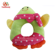 Custom Cute Jolly Plush Baby Sound Toy