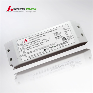 non waterproof constant current dali led driver 230v 350ma 42w led driver