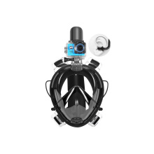 New Products Freedive Easy-Breathing Snorkel Full Face Mask