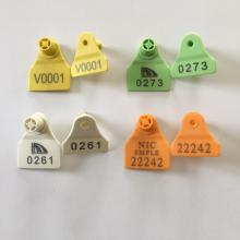 Hot sale reasonable price for Ear Tag For Pig ear tag for piglet pig ear tag export to Tanzania Manufacturers