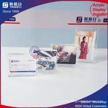Best Price Customized Shape Acrylic Magnet Photo Frame