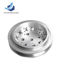 Custom machined aluminum Turning parts