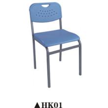 Silla de oficina de plástico de silla de espera de venta caliente