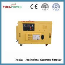 Generador diesel silencioso portable 9kw