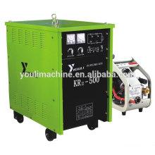380V semi-automatic mig mag welding machine KR-500