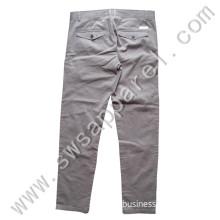 Fashion Cotton Leisure Stretch Chino Pants