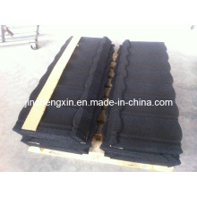 Best Sell Color Stone Coated Roof Tiles Machinery