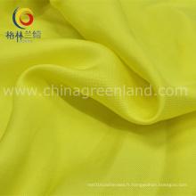 Tissu tissé de teinture de toile de 100% pour le textile de vêtement de pantalon de T-shirt (GLLML199)