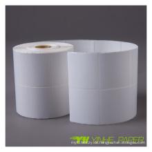 Kundengebundenes Versandpapier-selbstklebendes Aufkleber-Papier
