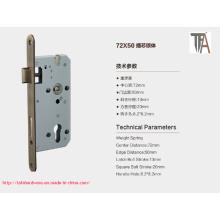 Nueva forma para el cuerpo de la cerradura de la puerta para el uso casero