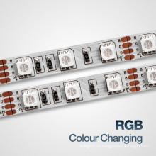 High Lumen wasserdicht IP68 5050 RGB Band geführt Streifen