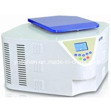 Machine de centrifugeuse réfrigérée par sang à grande vitesse de laboratoire médical de laboratoire