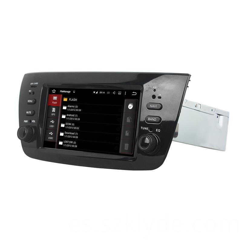 fiat doblo head unit (5)