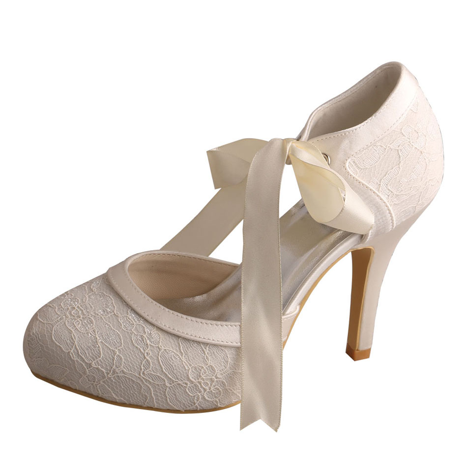 Bridal Shoes Lace