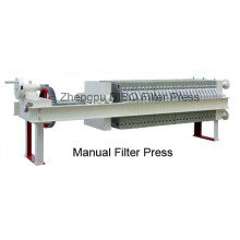 Filtration equipment Zhengpu DIBO Manual Filter Press