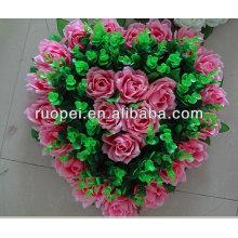 Искусственные цветы(свадьба декабря)